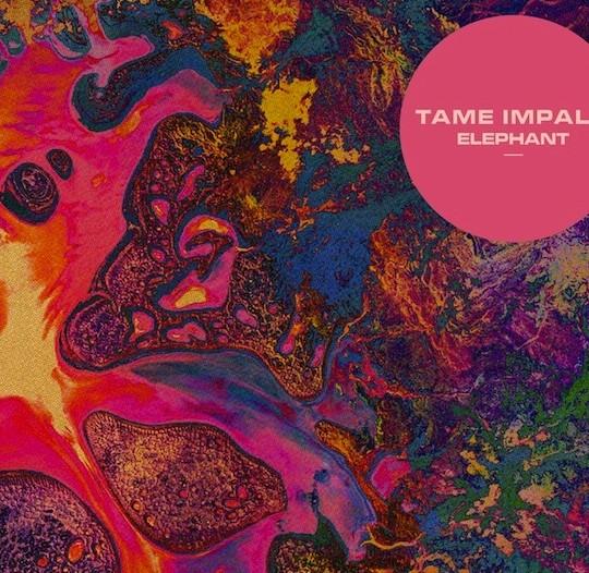 Nýtt með Tame Impala