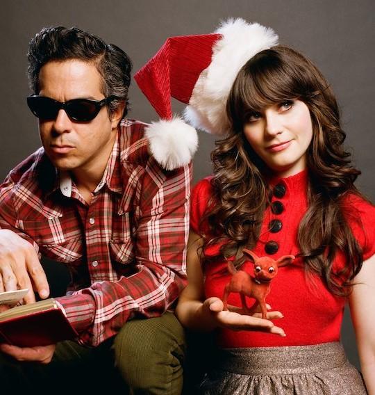 22. desember: Sleigh Ride – She & Him