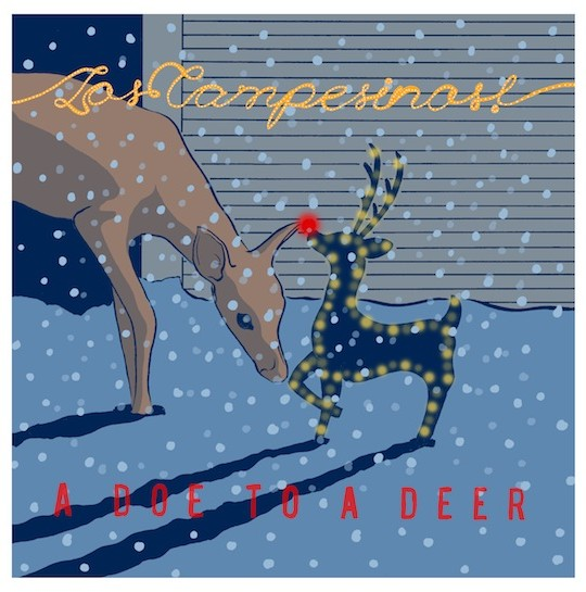13. desember: A Doe To A Deer – Los Campesinos!