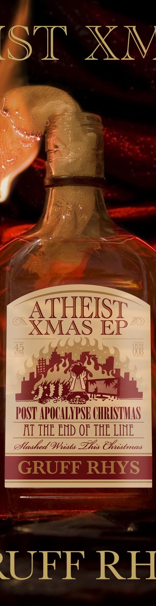 21. desember: Apocalypse Christmas – Gruff Rhys