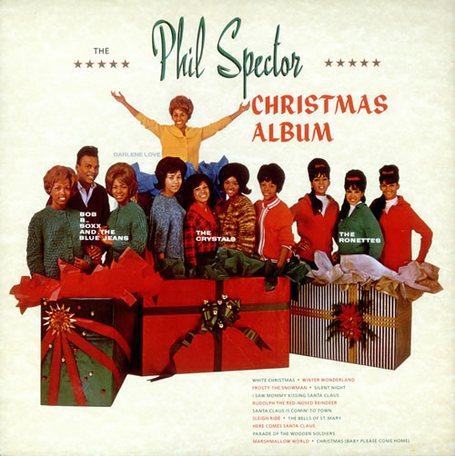 24. desember: Christmas (baby please come home) – Darlene Love