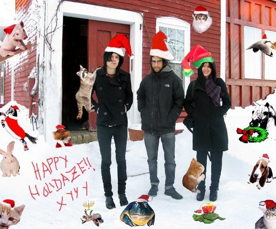18. desember: All I Want For Christmas – Yeah Yeah Yeahs