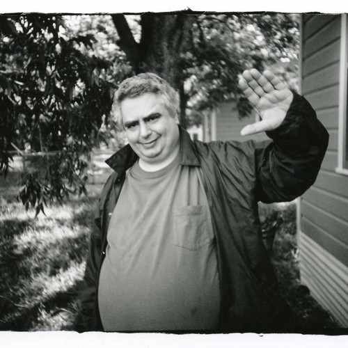 Daniel Johnston til Íslands