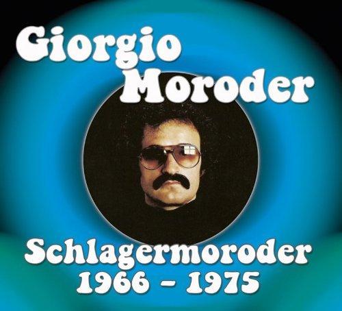 Safnskífa með Giorgio Moroder