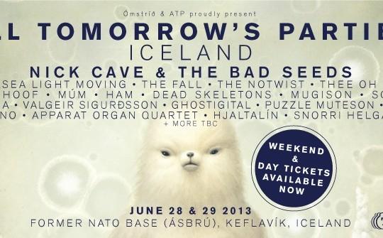 All Tomorrow's Parties sjónvarpsviðtal