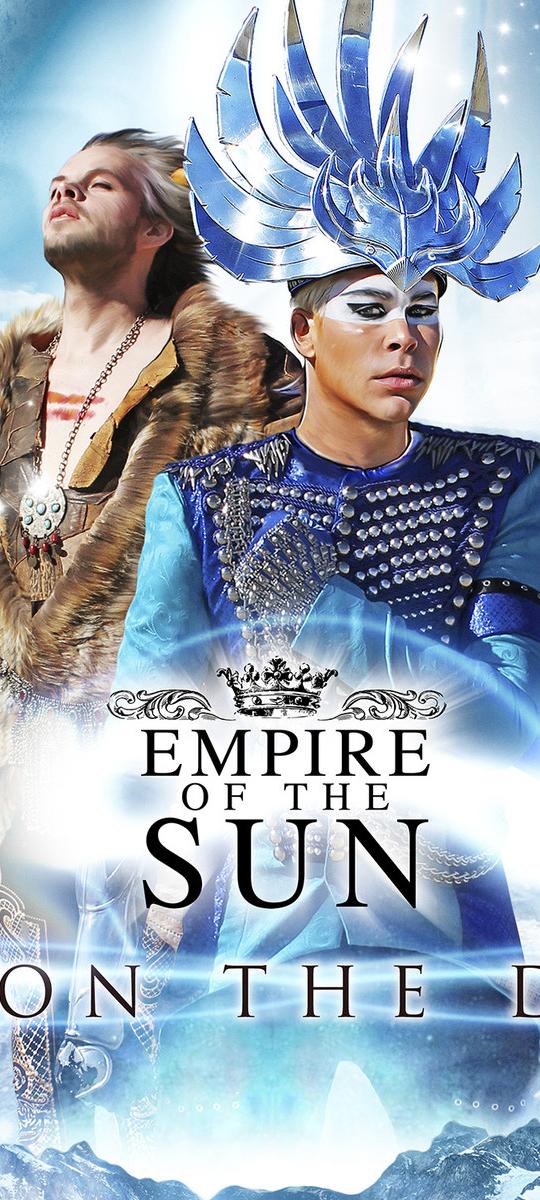Empire of the Sun dreifir dansvænum tónum