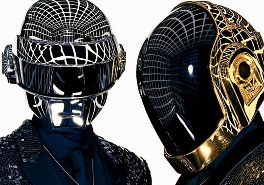 Daft Punk rímixa sjálfa sig
