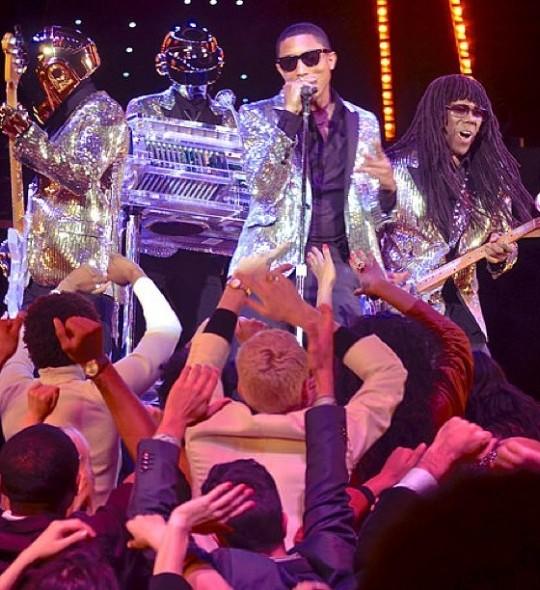 Daft Punk á Diskóteki