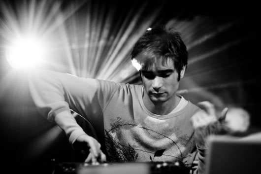 Airwaves viðtal: Jon Hopkins