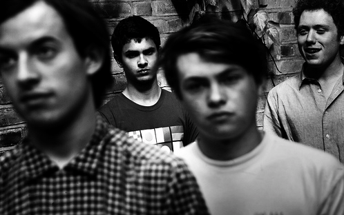 Nýtt lag frá Bombay Bicycle Club