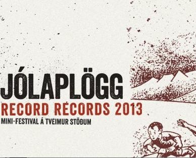 Jólaplögg Record Records