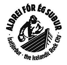 Aldrei fór ég suður 2014 listi