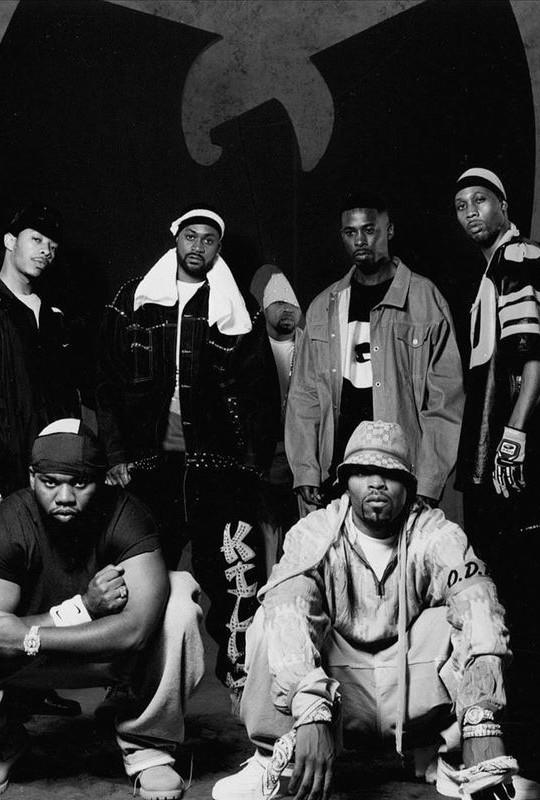 Wu Tang Clan til Íslands