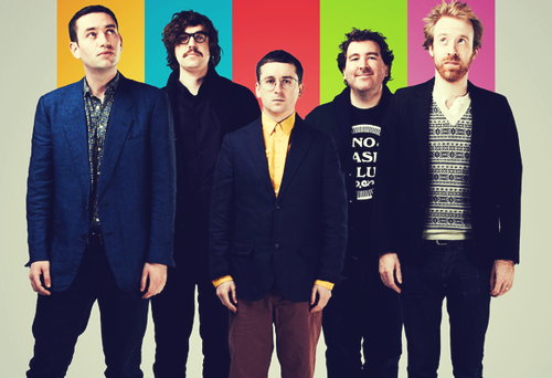 Hot Chip Lokar Iceland Airwaves 2015