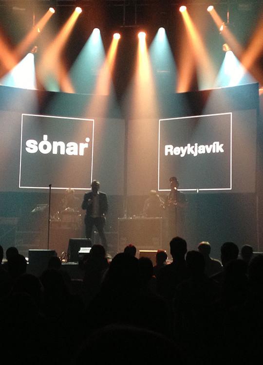Hvað ert'að Sónar?