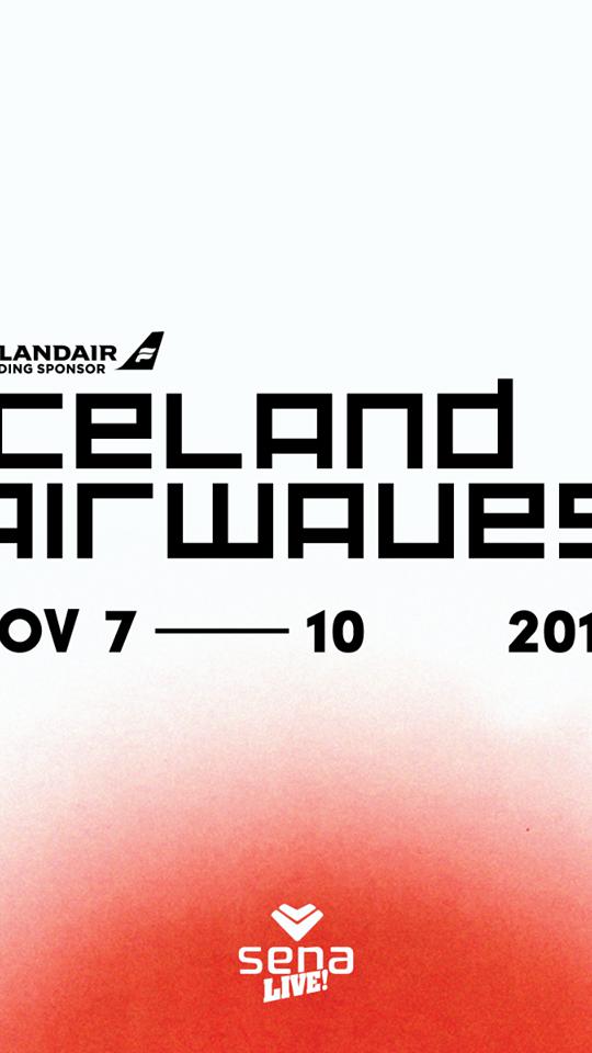 Dagskráin á Iceland Airwaves tilbúin