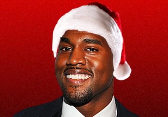 7. desember: Christmas In Harlem – Kanye West