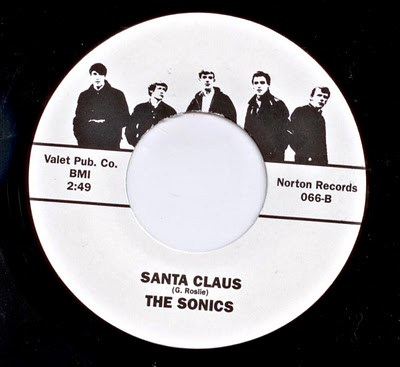 12. desember: Santa Claus – The Sonics