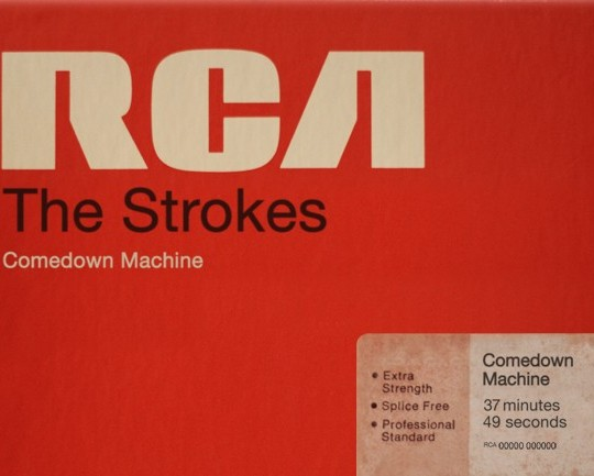 The Strokes gefa út Comedown Machine