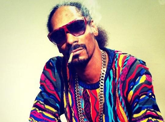 Snoop Lion berst gegn byssum