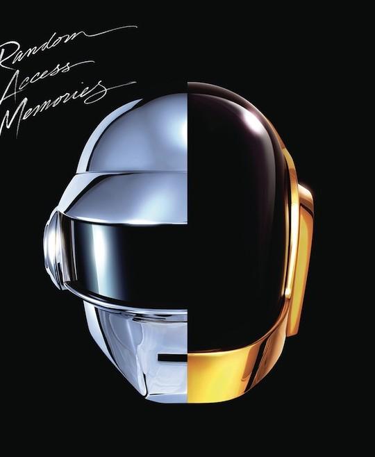 Daft Punk platan kemur út 21. Maí