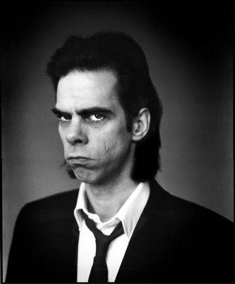Nick Cave and the Bad Seeds aðalnúmerið á All tomorrow's parties