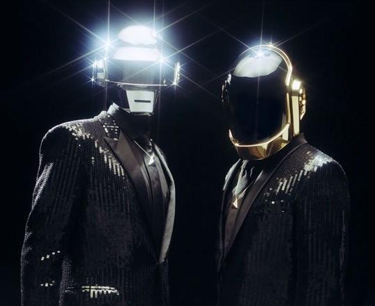 Streymið Random Access Memories með Daft Punk