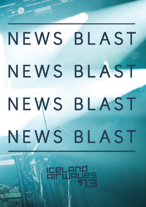 30 atriði tilkynnt á Iceland Airwaves