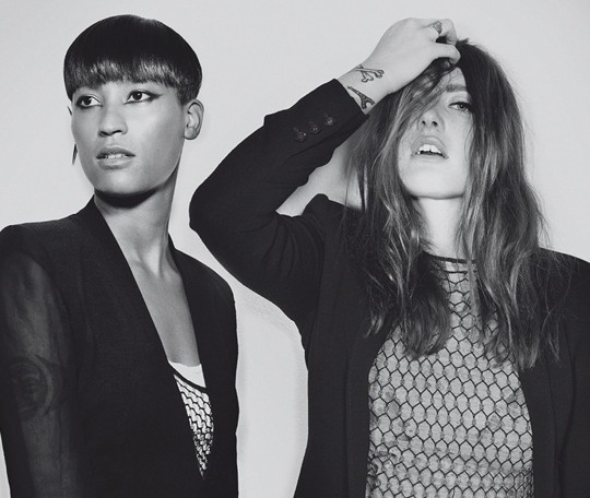 "Icona Pop nútímavæðir 60' smellinn ""It's My Party"""