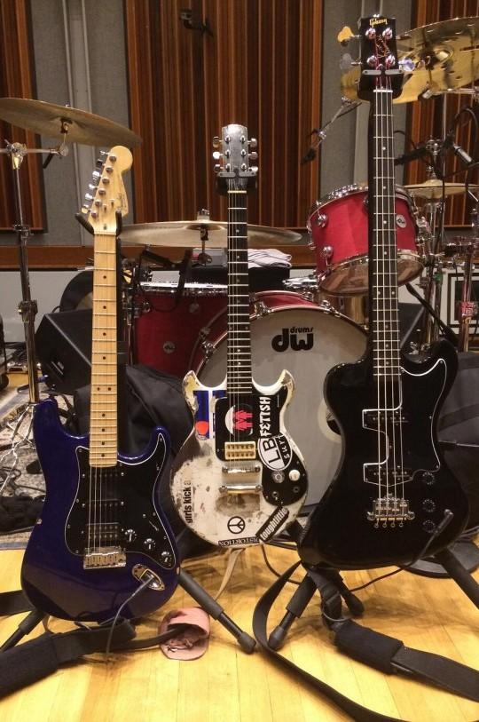 Joan Jett frontar Nirvana