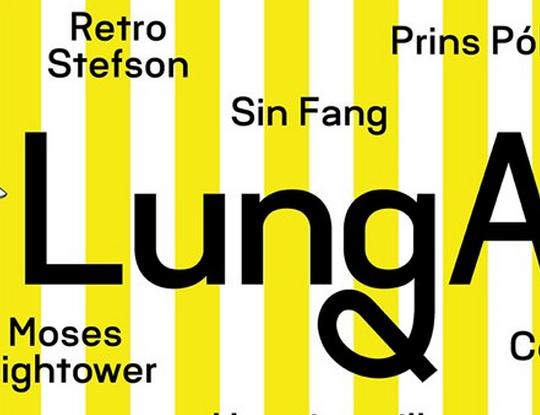 Lokatónleikar Lunga á laugardaginn