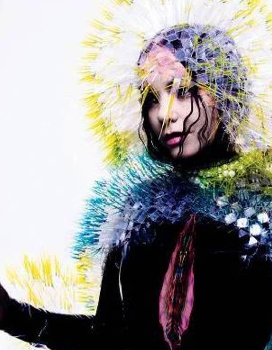Björk á Iceland Airwaves 2015
