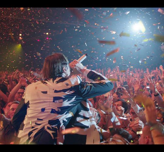 Arcade Fire The Reflektor Tapes í Bíó Paradís á laugardaginn